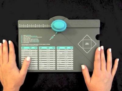 Cómo hacer subcarpetas archivadoras con el Envelope Punch Board de We R Memory Keepers