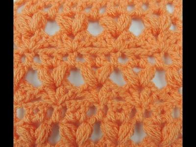 Crochet: Punto Calado # 31
