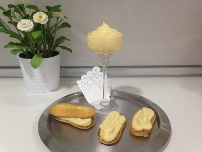 Receta de Crema pastelera, Monsieur Cuisine, SilverCrest Lidl