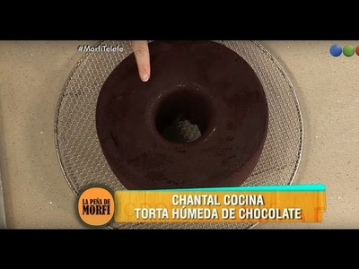 Receta: Torta húmeda de chocolate - La Peña de Morfi