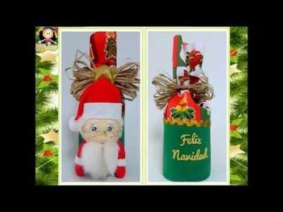 Adorno Santa Claus by Angela Sanchez