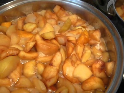 Como hacer mermelada de melocotón