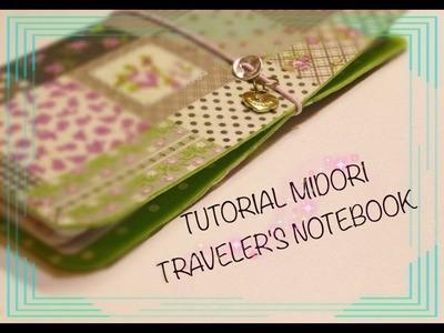 Tutorial Midori Traveler's notebook 1ª Parte