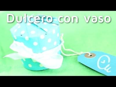 Cómo hacer dulceros con vasos desechables | facilisimo.com