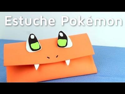 Cómo hacer un estuche inspirado en Pokemon con goma eva | facilisimo.com