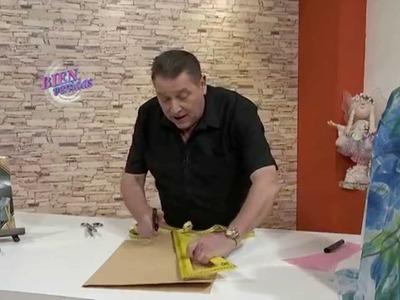 Hermenegildo Zampar  - Bienvenidas TV en HD - Enseña a hacer una camisola,