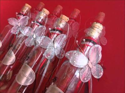 Invitación de Quince Años en Botella - Ilusión, by SoyXV.com