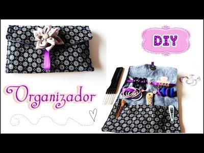 Organizador de Coletas y accesorios para el pelo DIY