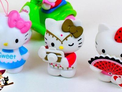 Tiendas de Comercio de Hello Kitty Panadería Frutería y Pet Shop
