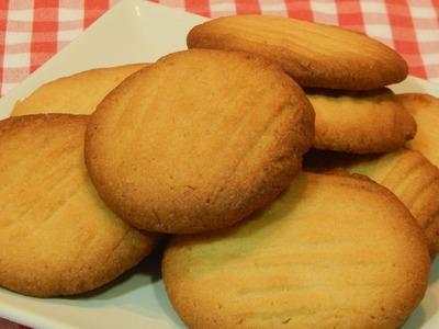Receta de galletas campurrianas crujientes