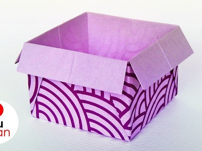 Caja de Papel - DIY | JuanTu3