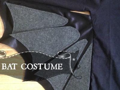DIY - Halloween Bat Costume | DIY with Manneken