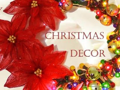 Haz fácil las mas lindas decoraciones de navidad - DIY christmas holidays gifts and decorations