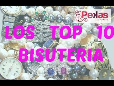 Los Top 10 Bisuteria de Pekas Creaciones 2015
