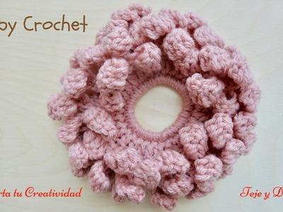 Coleta o Colets a crochet Nº 2