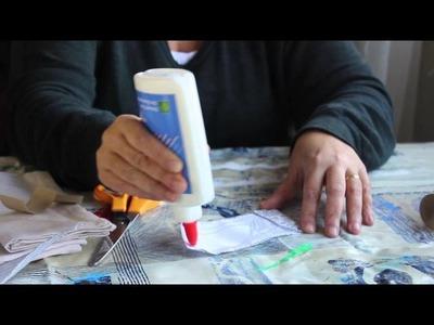 DIY: Servilleteros de Navidad II