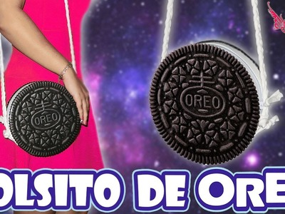 ♥ Tutorial: Bolsito de Galleta OREO DIY ♥