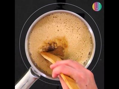La auténtica cerveza de mantequilla de Harry Potter. ¡10 puntos para Gryffindor!