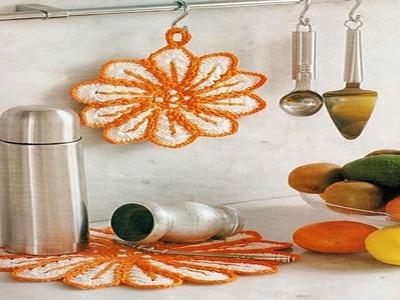 Tejidos  Cocina En Crochet