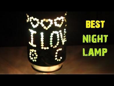 Cómo hacer una lámpara de noche Coca-Cola [DIY]