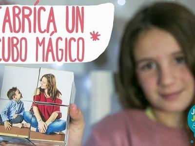 MANUALIDADES FÁCILES. cubo mágico. Juegos y Juguetes en Familia