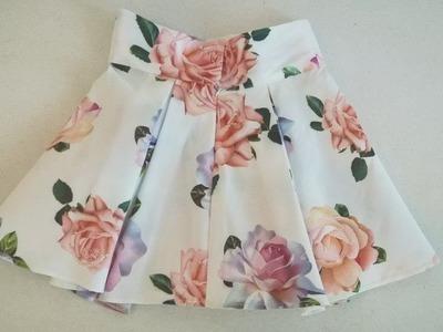 Como Hacer Una Falda De Moda - Jazmín Gastelum
