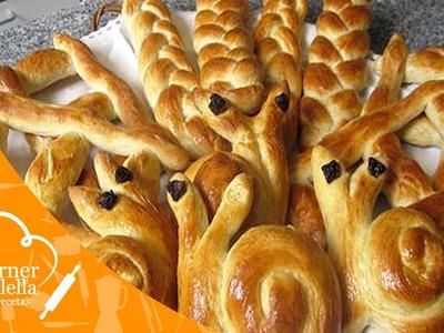 Pan para hacer con los Niños en Casa