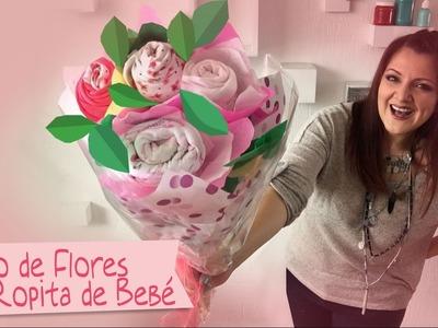 Ramo Para Mama :: Ramo de Ropita de Bebe :: Bouquet Baby