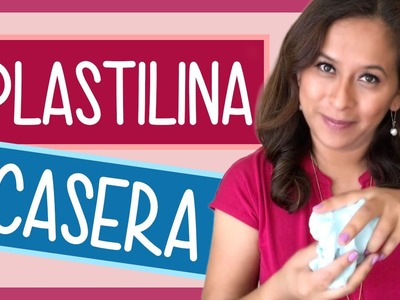 Cómo hacer Plastilina ♥ Manualidad Super Fácil