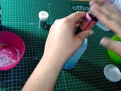 Cómo hacer un frasco de la calma DIY