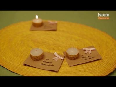 Recuerdos para primera comunión | Souvenirs | @iMujerHogar