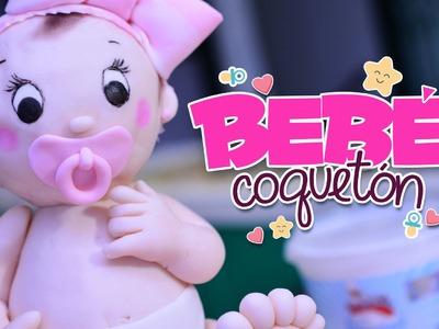 Pastel Bebé Coquetón
