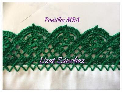 Puntilla para servilleta MRA Lizet Sanchez 5 2.2