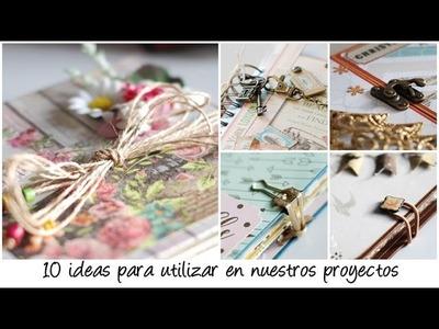 TIP-10 ideas para utilizar en nuestros proyectos