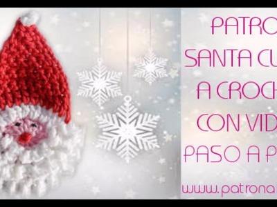 Santa Claus de Crochet