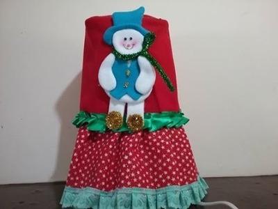 Vestido de Navidad Para La licuadora
