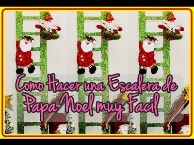 ❤ Adornos de Navidad con Reciclaje,Manualidad de Navidad,Papa Noel ❤