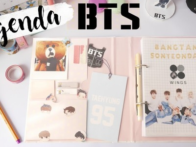 DIY K-POP : AGENDA BTS 2017