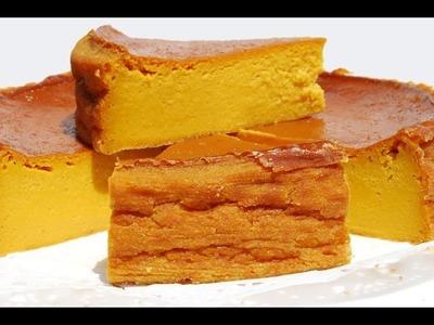 Pastel de Calabaza - Torta de Auyama - Haloween