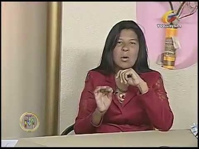 Teja Navideña con: Candymar Bracho (Taller de manualidades 2da temporada)