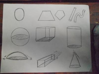 Como dibujar utilizando figuras geometricas