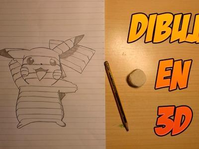 Cómo aprender a dibujar en 3D