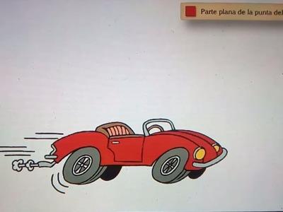 Como dibujar un coche - Art Academy Atelier Wii U | How to draw a car