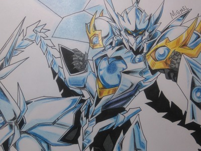 Como dibujar a Vali Lucifer parte 1(versión larga) . How to draw Vali Lucifer part 1 (version)