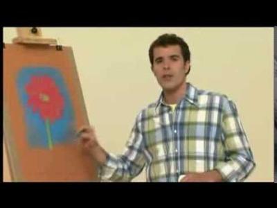 Curso de dibujo y pintura  - El pastel   6