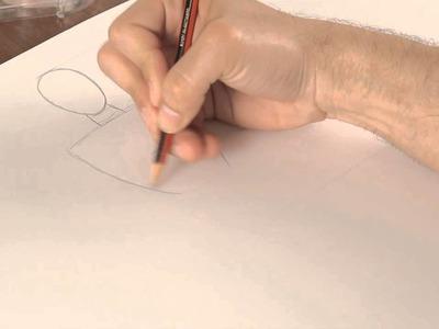 Cómo dibujar un humano a escala : Aprende a dibujar como un profesional