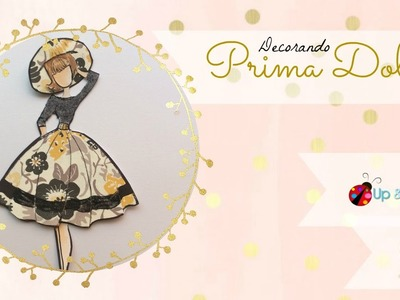 Ideas para decorar sellos Prima Doll