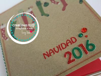 Tutorial Planeador Navideño -* Creaciones Izzy