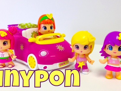 Juguetes Pinypon \TU eliges el nombre de las muñecas Pinypon en español