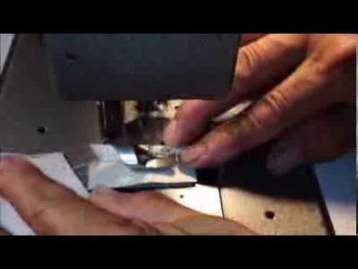 Video # 5  del curso numero uno  aprenda a coser en maquina industrial